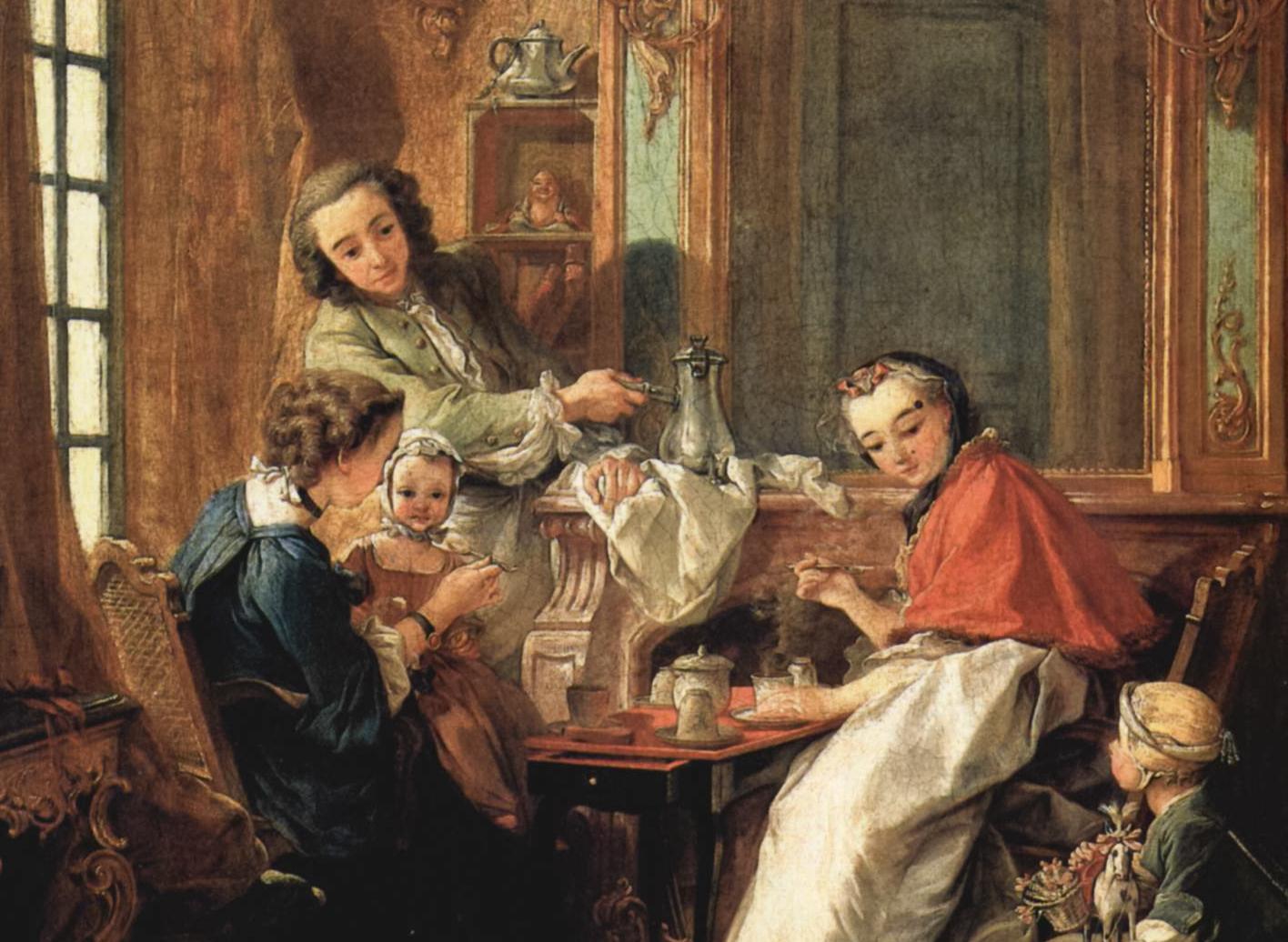 Que représente le thé en France ?