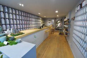 L'Autre thé : intérieur de la boutique