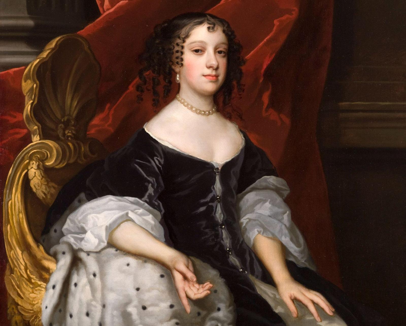 La première grande dame du thé en Europe
